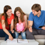 TALKING WITH TEENS ABOUT MANAGING MONEY