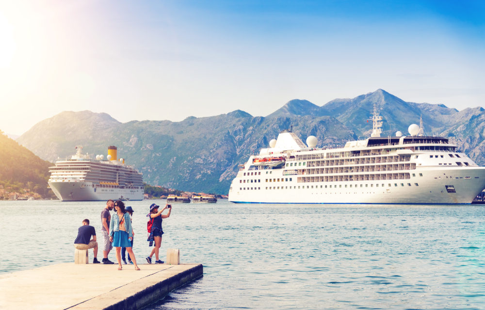 ADVERTISING STRATEGIES FOR THE CRUISE INDUSTRY 2018
