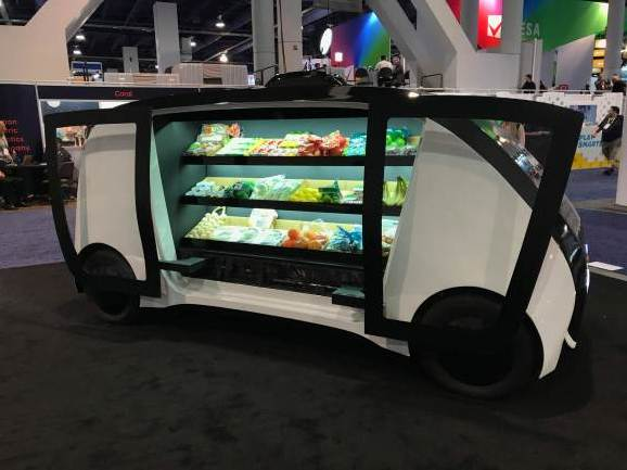 ROBOMART TO ROLL OUT DRIVERLESS GROCERY STORE VEHICLES IN BOSTON AREA THIS SPRING