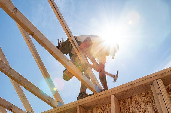 HOME-BUILDER CONFIDENCE REBOUNDS FROM 3-YEAR LOW AS HOUSING MARKET CATCHES A BREAK