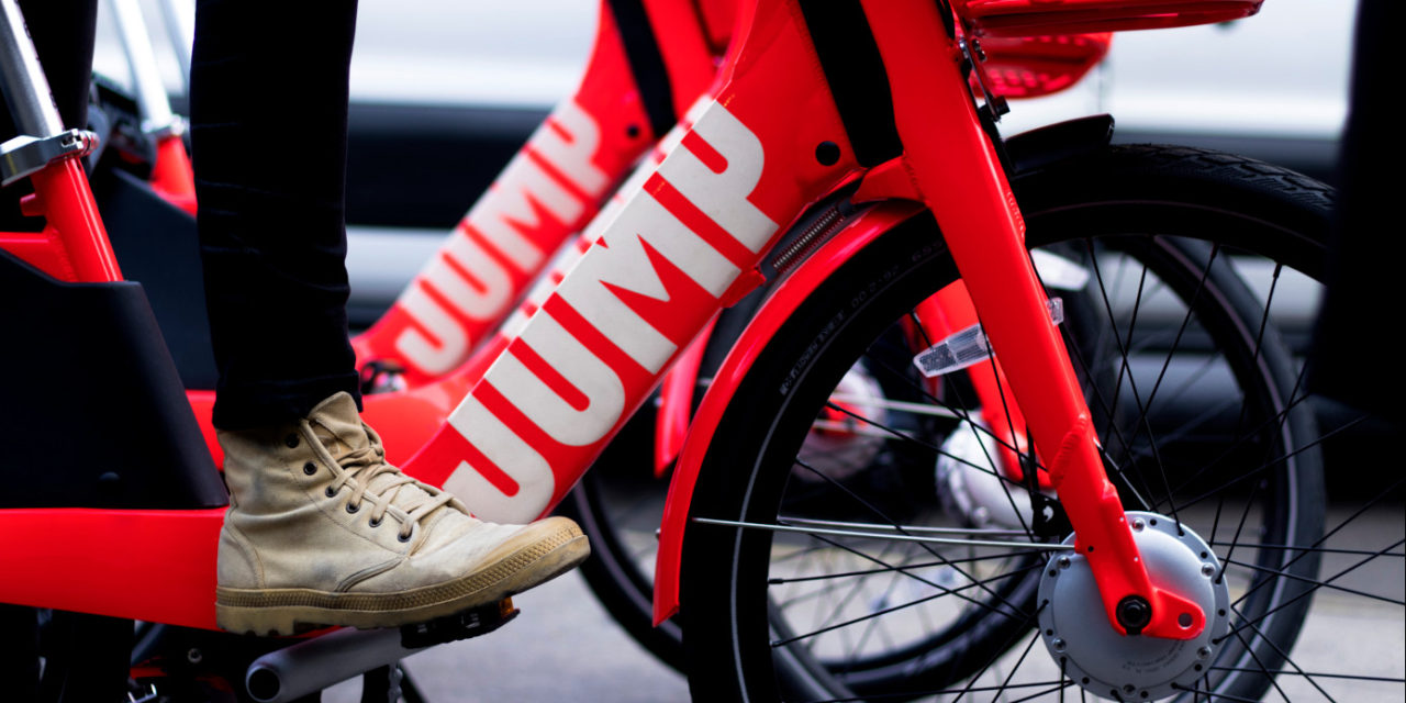 UBER IS EXPLORING AUTONOMOUS BIKES AND SCOOTERS
