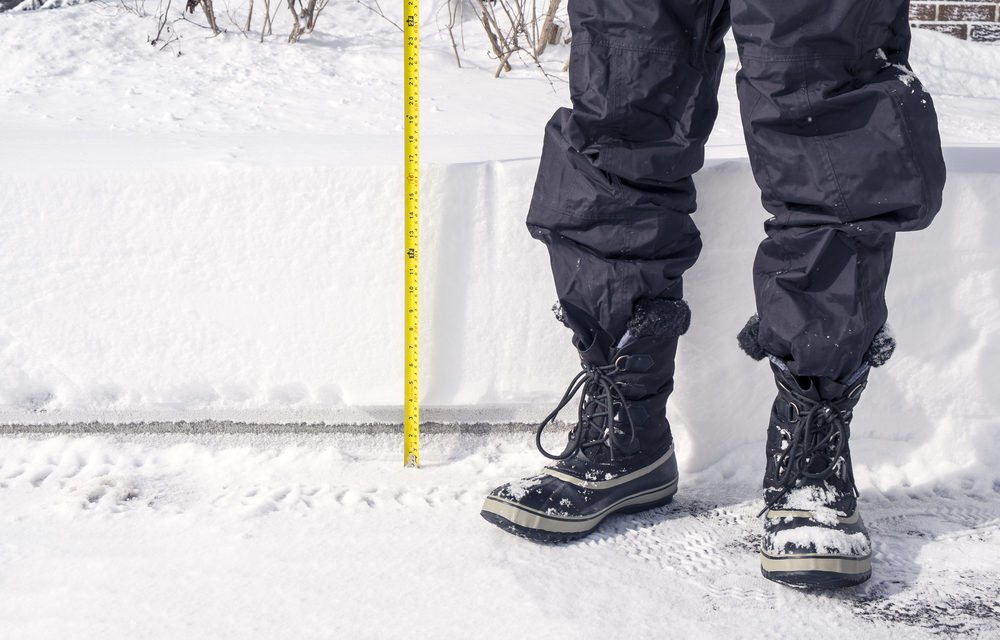 SHOW US YOUR WINTER-WEATHER EXPERTISE
