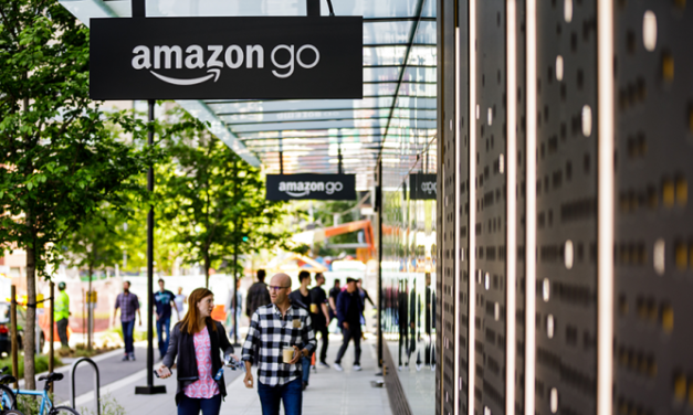 NEW GROCERY STORE BUSINESS COMING FROM AMAZON?