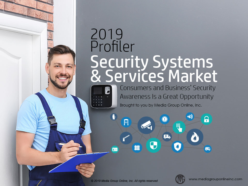 SECURITY SYSTEMS & SERVICES MARKET PRESENTATION 2019 - Media Group