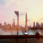 ANALYSTS: ROCKET JUMPS BETWEEN EARTH CITIES COULD SMASH AIRLINES