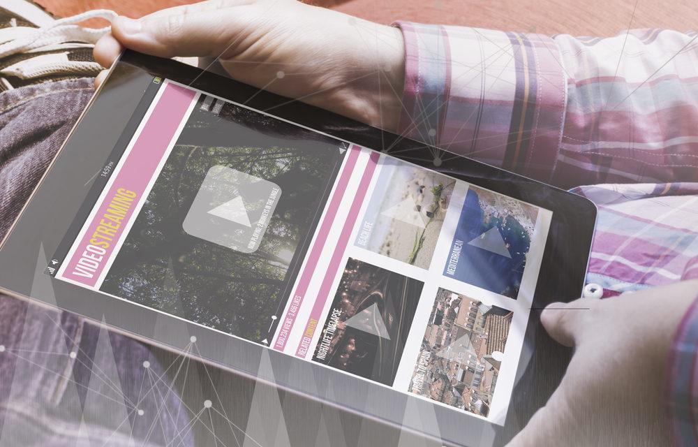 FACEBOOK USAGE SLIDES, SOCIAL VIDEO AD SPENDING SOARS