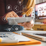 INTEGRATING OFFLINE AND ONLINE MARKETING STRATEGIES INTO A SINGLE CONSUMER CHANNEL
