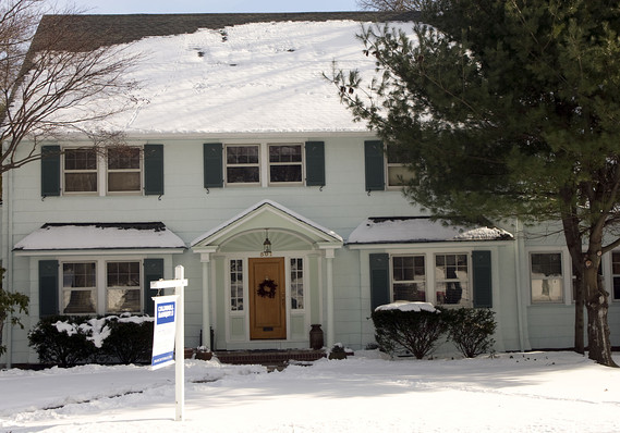 EXISTING-HOME SALES ROAR BACK IN FEBRUARY, HITTING AN 11-MONTH HIGH