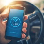 ONLINE AUDIO ADVANCES AND IS RIDING SHOTGUN IN OUR CARS