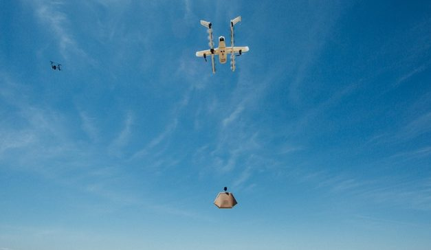 ALPHABET'S WING AVIATION GETS FAA APPROVAL FOR DRONE DELIVERY