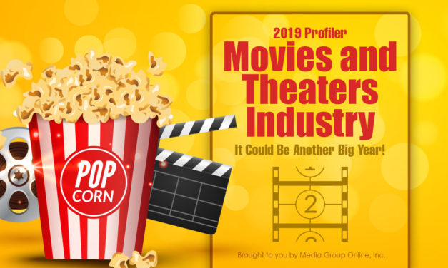 MOVIES AND THEATERS INDUSTRY 2019 PRESENTATION