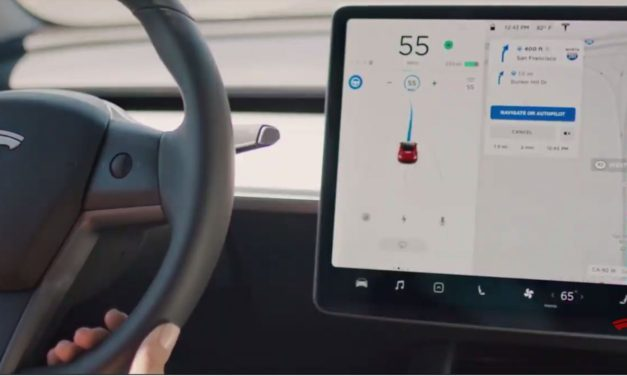 TESLA SAYS ROBOTAXIS COMING TO U.S. ROADS NEXT YEAR