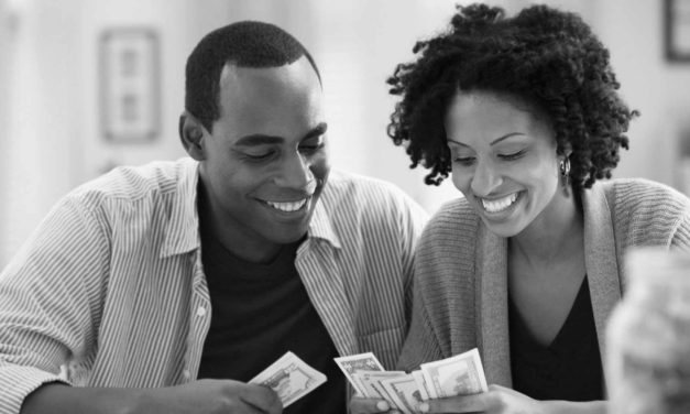AMERICANS FEEL GENERALLY POSITIVE ABOUT THEIR OWN FINANCES