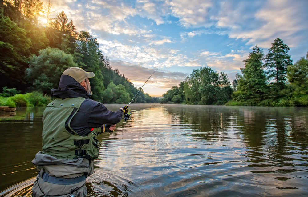 FISHING & HUNTING MARKET 2019