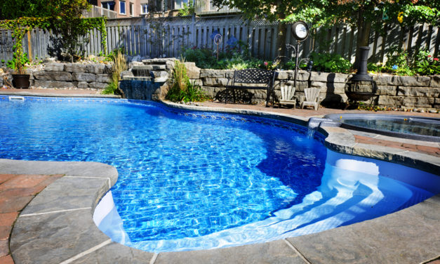 OUTDOOR LIVING: SWIMMING POOLS, HOT TUBS & SPAS 2019