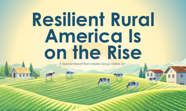 RESILIENT RURAL AMERICA IS ON THE RISE