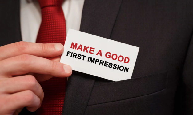 YOUR LAST CHANCE TO MAKE A GOOD FIRST IMPRESSION