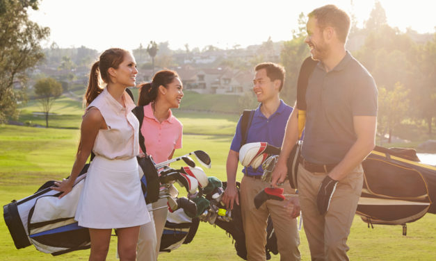 ADVERTISING STRATEGIES FOR THE GOLF INDUSTRY 2019