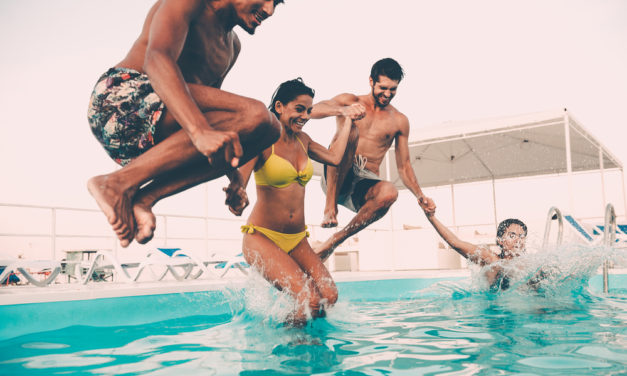 ADVERTISING STRATEGIES FOR OUTDOOR LIVING: SWIMMING POOLS, HOT TUBS & SPAS 2019