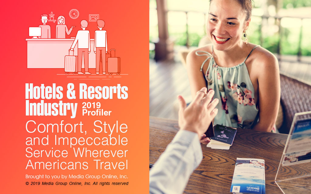 HOTELS & RESORTS INDUSTRY 2019 PRESENTATION