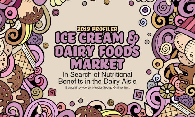 ICE CREAM & DAIRY FOODS MARKET 2019 PRESENTATION
