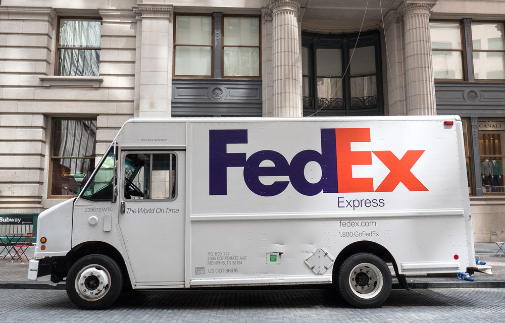 FEDEX DROPS AMAZON U.S. DELIVERY CONTRACT. HERE'S WHY YOU SHOULDN'T CARE