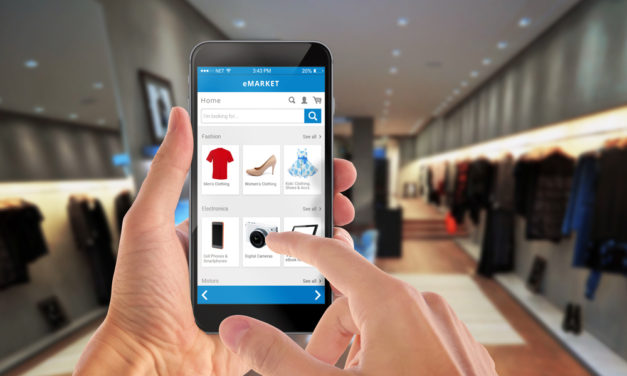 E-COMMERCE AND THE SHRINKAGE OF RETAIL STORE SPACE