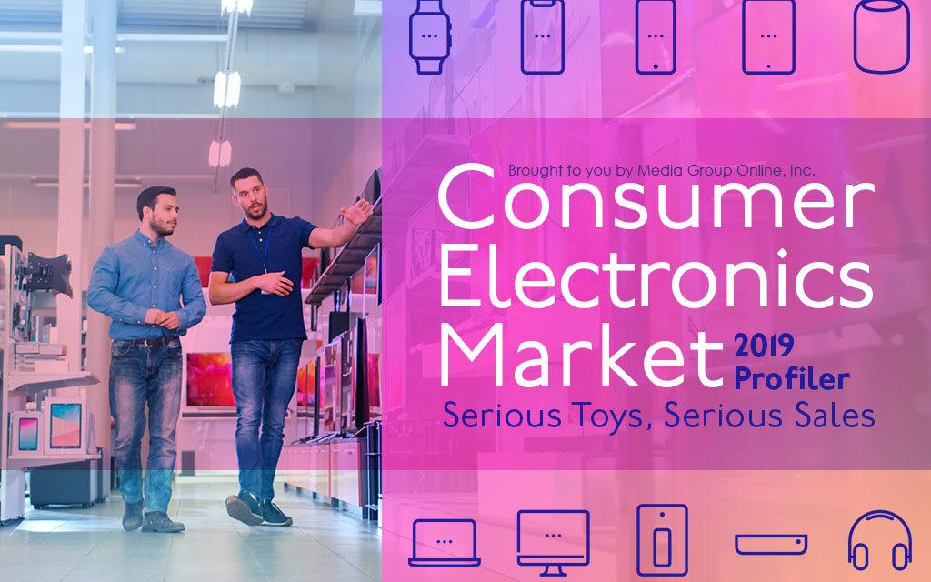 CONSUMER ELECTRONICS MARKET 2019 PRESENTATION