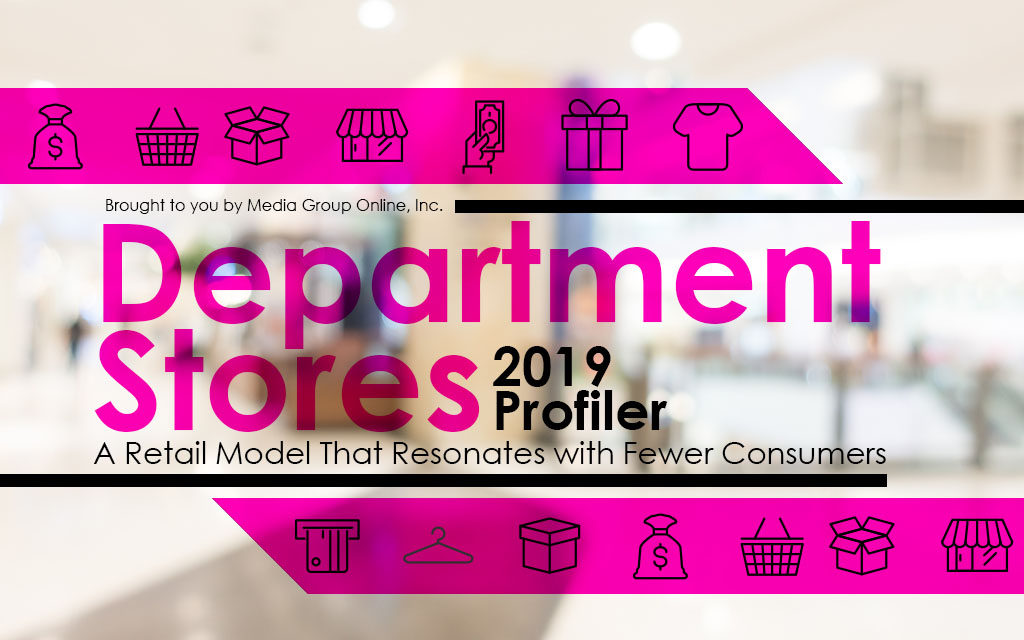 DEPARTMENT STORES 2019 PRESENTATION