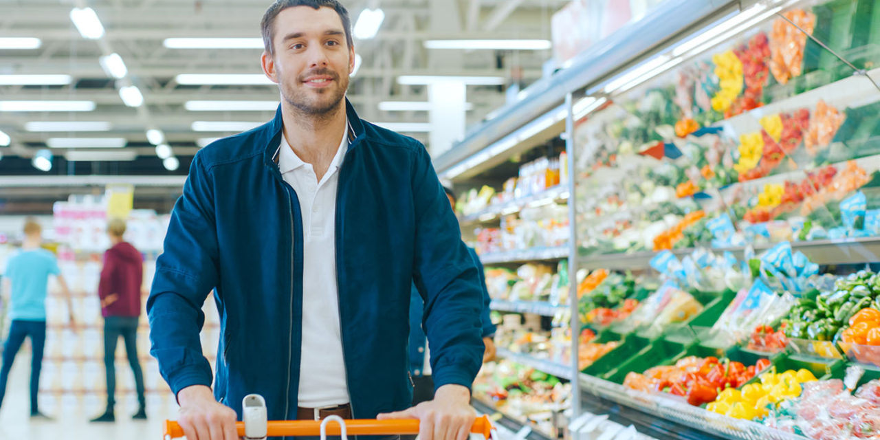 ADVERTISING STRATEGIES FOR THE GROCERY SHOPPER 2019