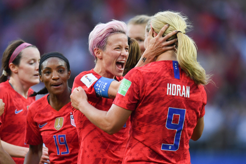 WOMEN'S SPORTS VIEWERSHIP ON THE RISE