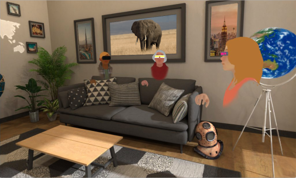 VR Can Help Meet the Challenges of an Aging Population