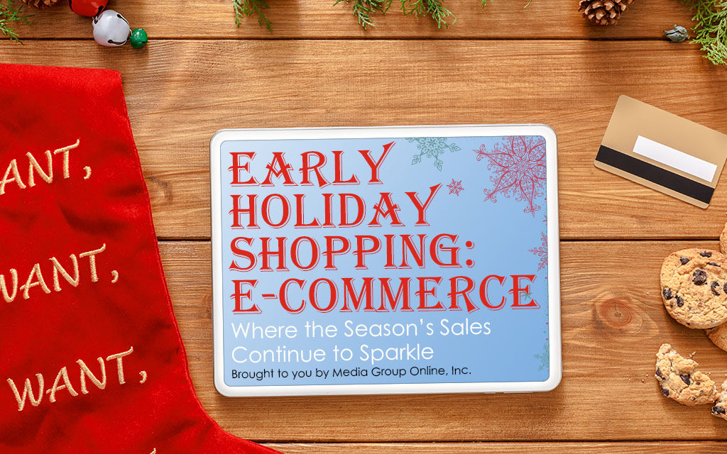 Early Holiday Shopping: E-Commerce 2019 Presentation