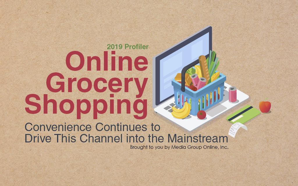 Online Grocery Shopping 2019 Presentation