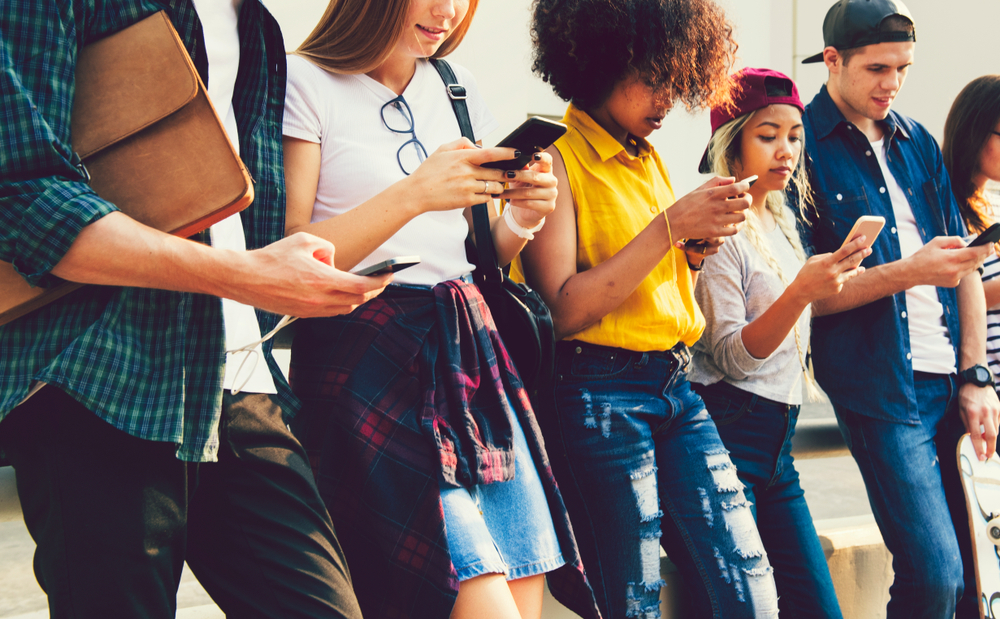 Take a Hike, Millennials! Gen Zers are the New Pioneers of Mobile