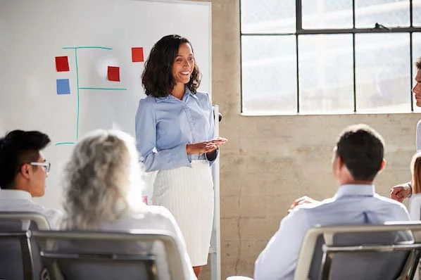 How to Make a Business Presentation in 7 Easy Steps [Free Business Presentation Templates]
