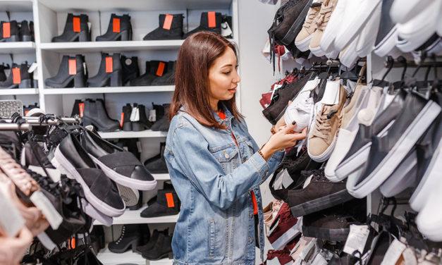 Advertising Strategies for Footwear Market 2019