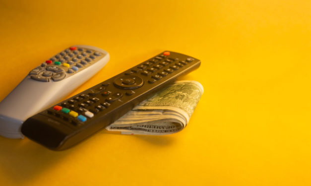 CONSUMER SPENDING ON TRADITIONAL PAY-TV DROPS 10% FROM 2016-18