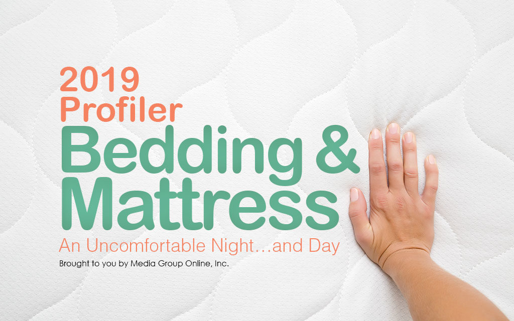Bedding & Mattress Market 2019 Presentation