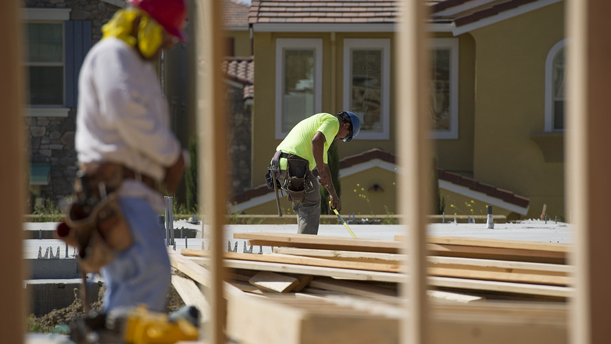 A Recession Is Coming? Nobody Told Housing Stocks