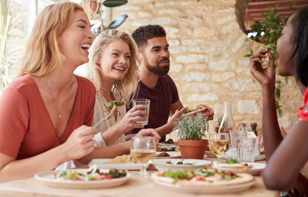 Restaurant Industry 2019: A Diversity of Diners