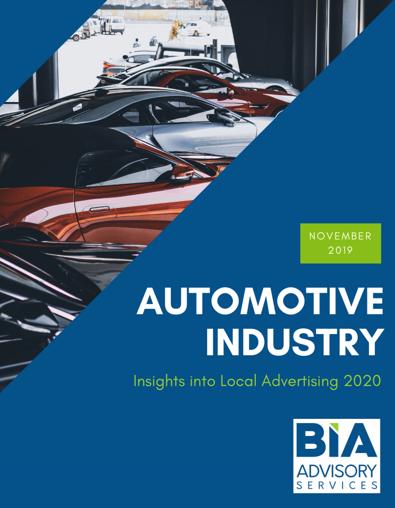 Automotive Advertising to Reach $15.8 Billion in 2020