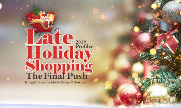 Late Holiday Shopping 2019: The Final Push Presentation