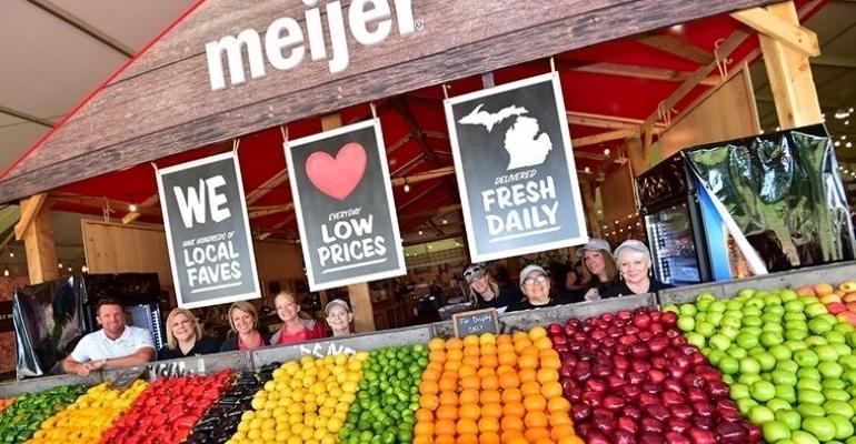 Meijer Pilots App to Help Reduce Food Waste