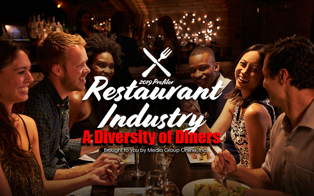 Restaurant Industry 2019: A Diversity of Diners Presentation