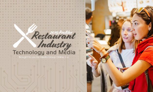 Restaurant Industry 2019: Technology and Media Presentation