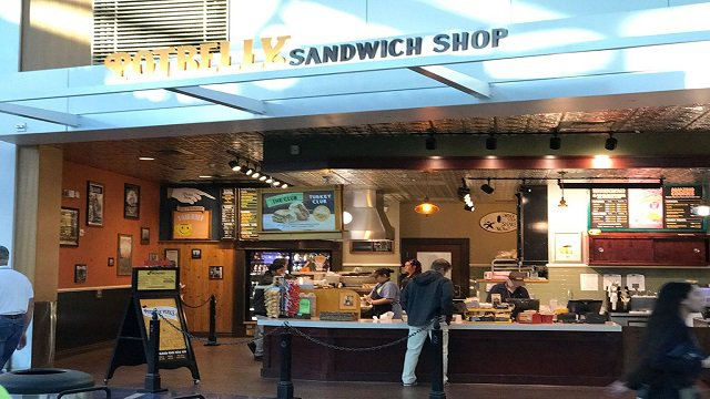 Potbelly Sandwich Shop Arriving in Macy's Stores