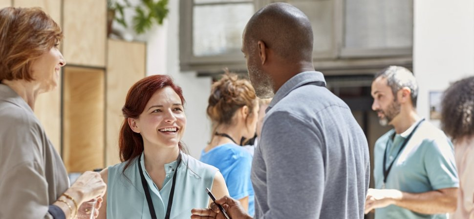 Hate Small Talk? Here's Why You Should Embrace Small Talk to Build Strong Connections