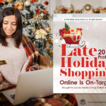 Late Holiday Shopping 2019: Online Is On-Target Presentation