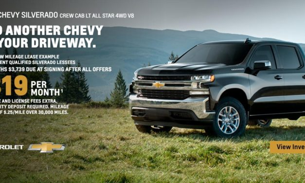 Add Another Chevy to Your Driveway Campaign!